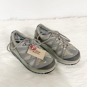 MBT Shoes - MBT | Silver Orthopedic Athletic Sneaker SZ 6.5